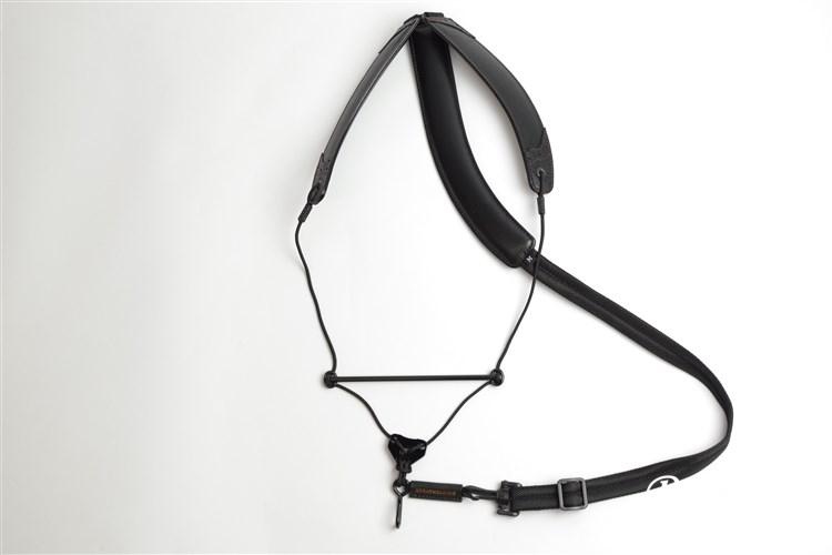 Sax Strap LithePremiumⅡ ウイングブラック Mサイズ