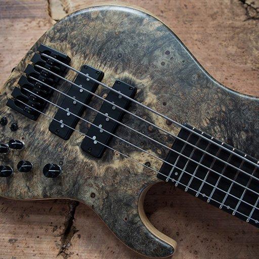 Wood Custom Guitars