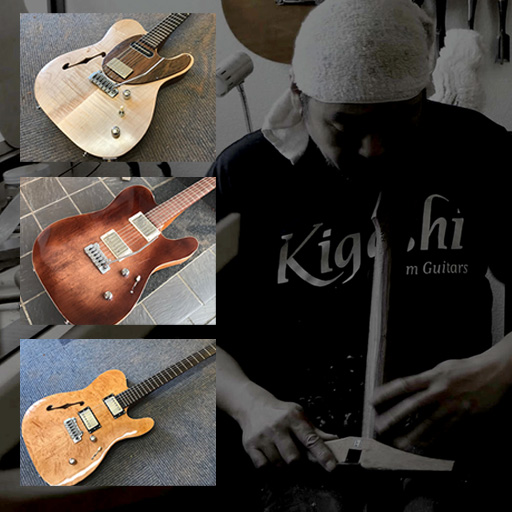 Kigoshi Custom Guitar