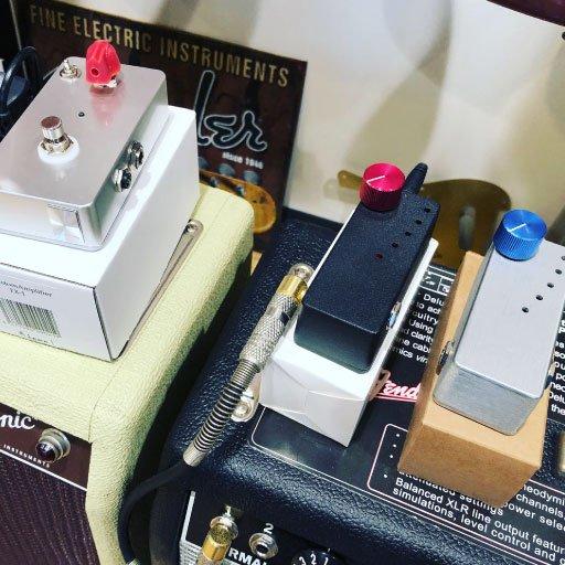 Lee Custom Amplifier