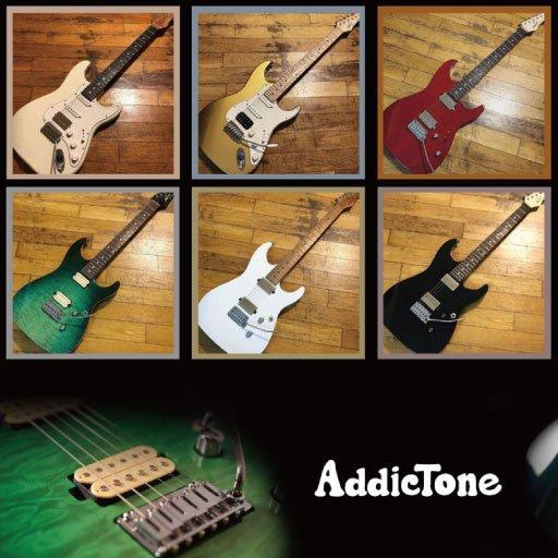 Addictone custom guitars