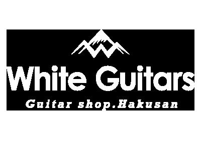 開進堂楽器 White Guitars